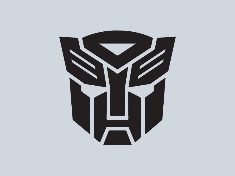 Transformers Autobot Car Stickers