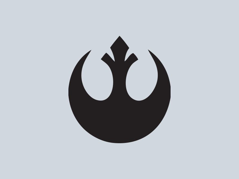 star wars car stickers rebel alliance