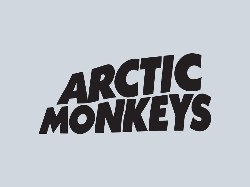 arctic monkeys car stickers