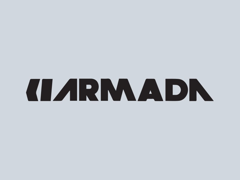 armada skis vinyl sticker