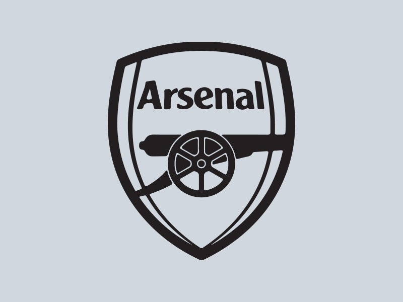 arsenal car graphics