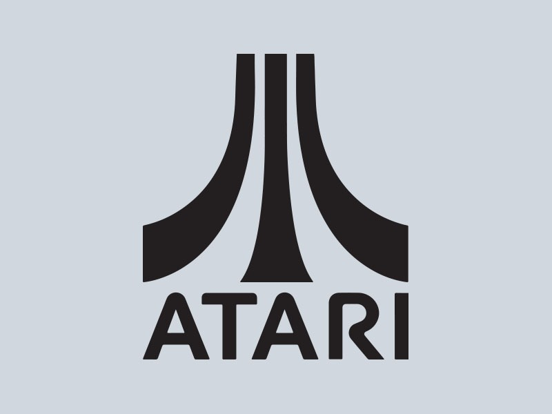 atari car stickers