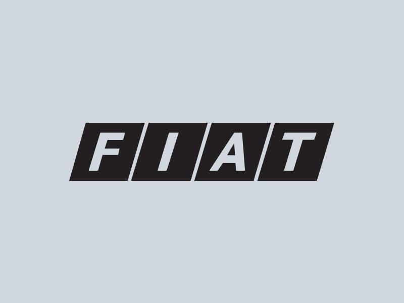 fiat car stickers