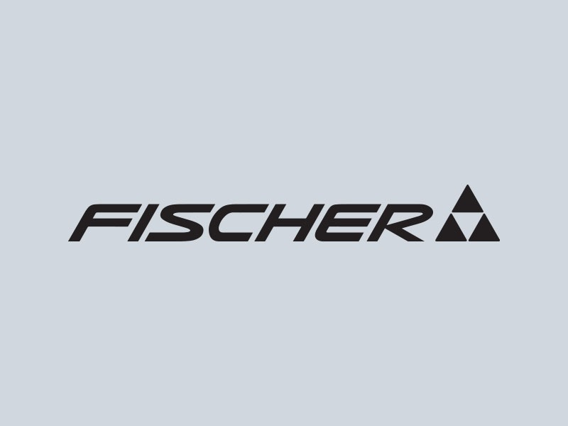 fischer skis vinyl sticker