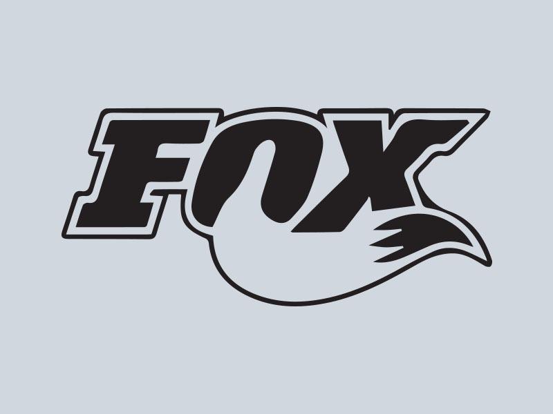 fox tyres car stickers