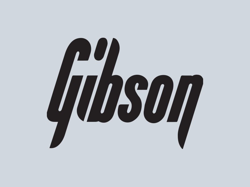 gibson guitars car stickers