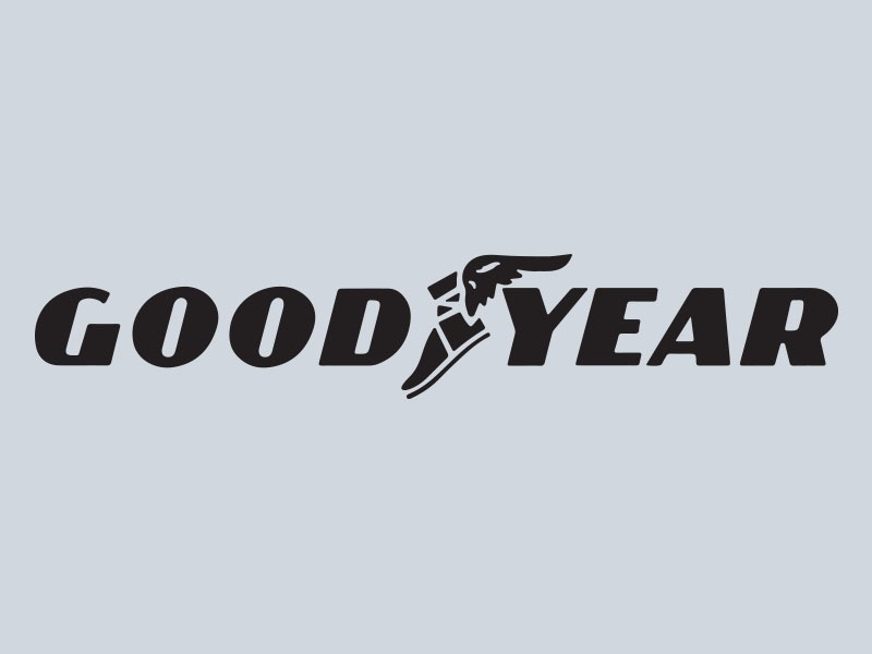 goodyear car stickers