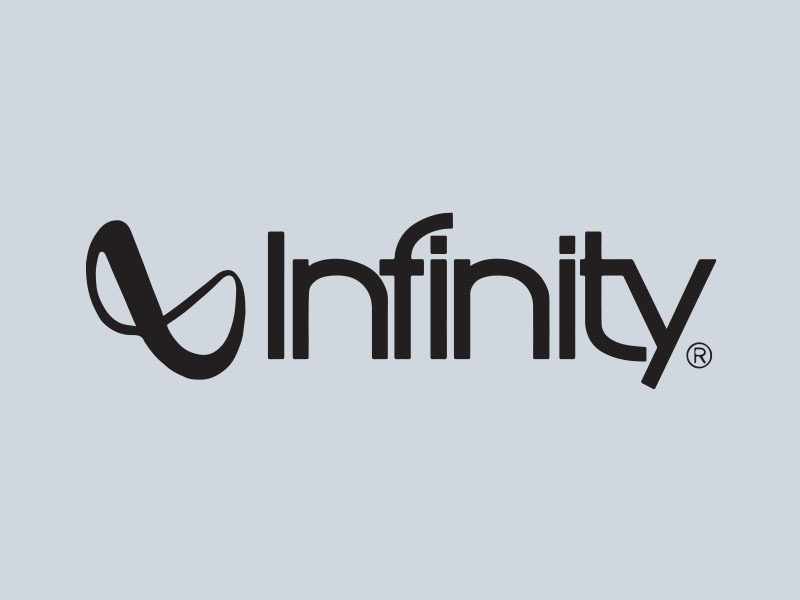 infinity car audio car graphics