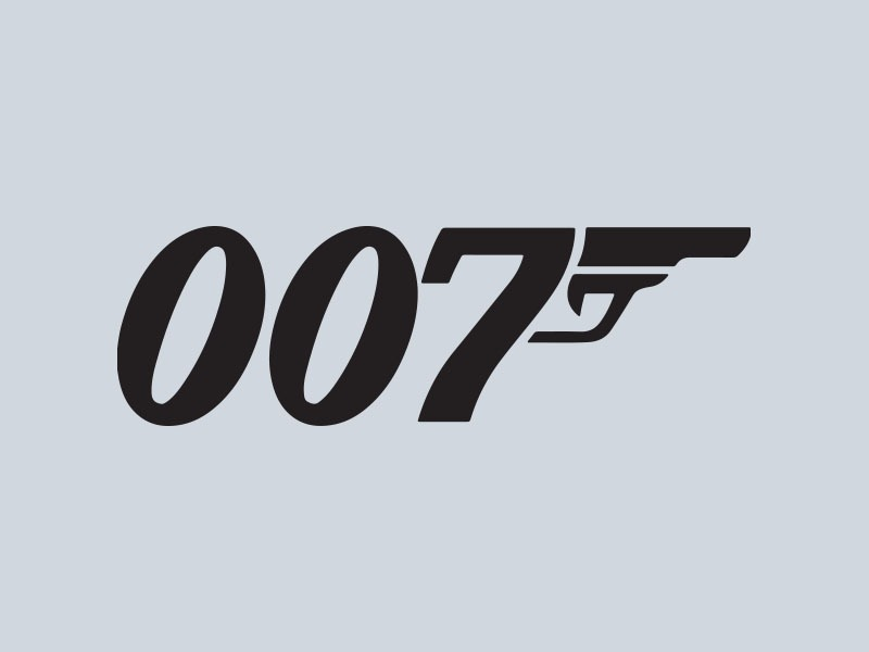 james bond 007 car graphics