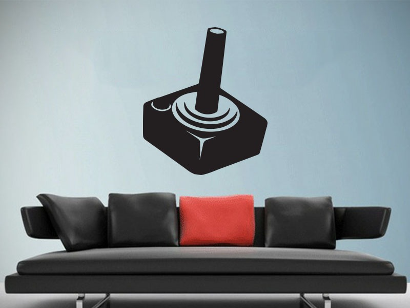 joystick wall art