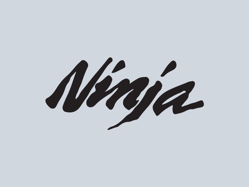 kawasaki ninja motorcycle stickers