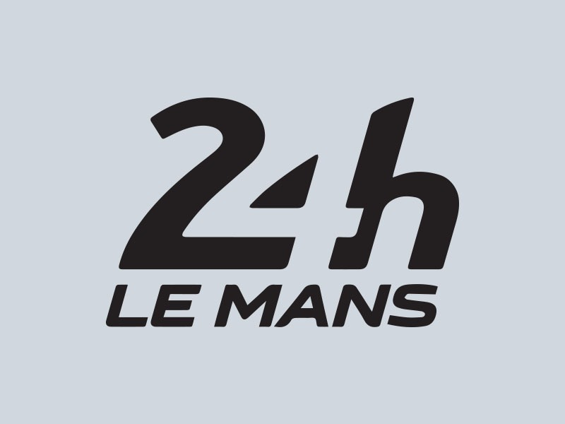 Le mans logo 2017 car stickers