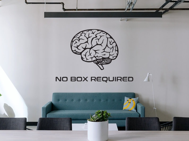 no box wall art