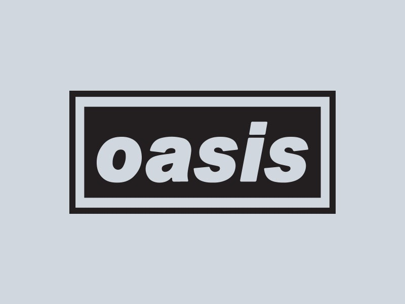 oasis car stickers