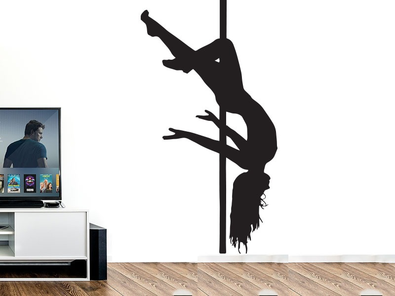 pole dancer wall art 1