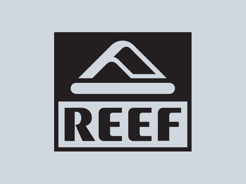 reef vinyl sticker