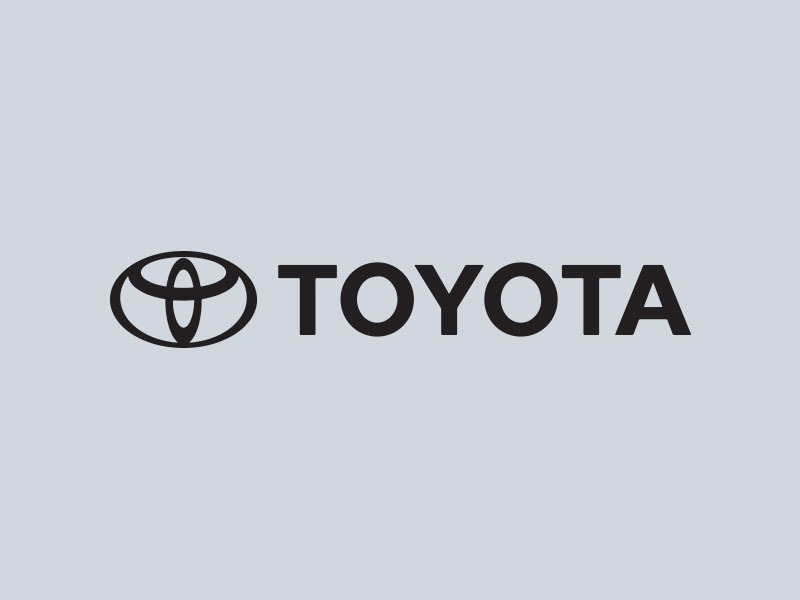 toyota badge vinyl car stickers