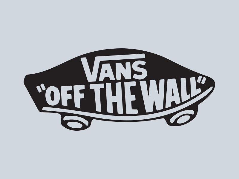 vans off the wall vinyl sticker