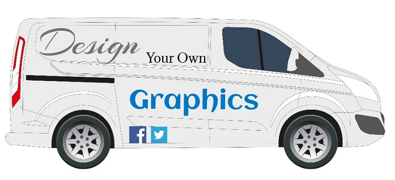 custom vehicle graphics vinyl decal lettering direct. Black Bedroom Furniture Sets. Home Design Ideas